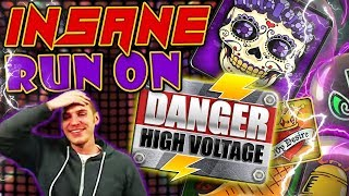 Mega Run on Danger High Voltage Slot - BIG Bets!