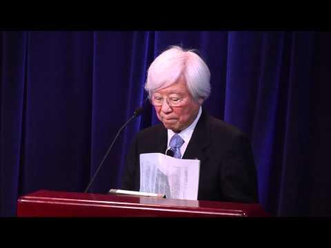 Japan Prize Ceremony for Ken Thompson