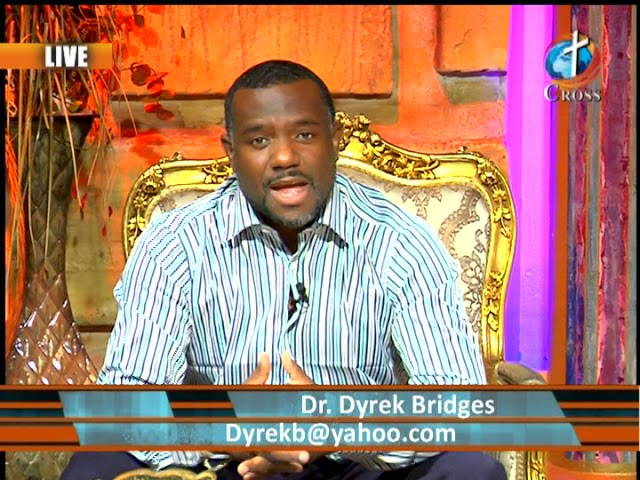 Deeper Dimension Broadcast  Pastor Dyrek Bridges 08-14-2018