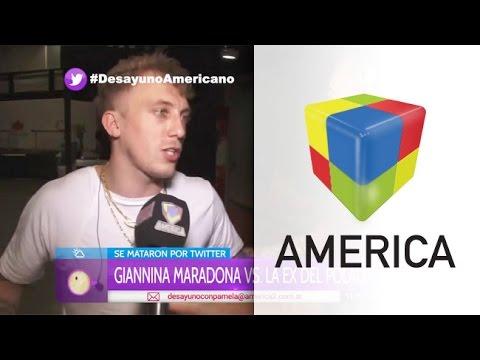 La sugestiva frase del Polaco sobre su amistad con Gianinna Maradona