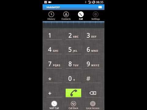 App MobileVOIP