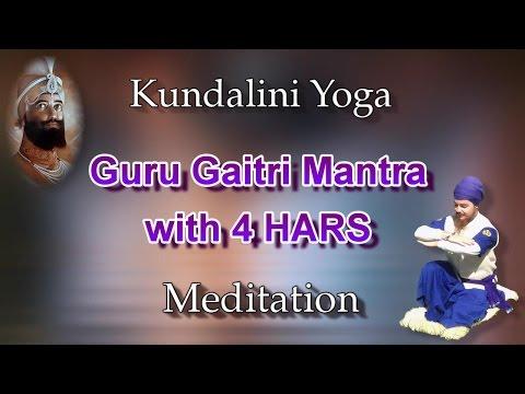 Har Gobinde Meditation - Guru Gaitri Mantra with 4 Hars HD