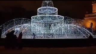 Санкт-Петербург 31 декабря. Встретили Новый Год!