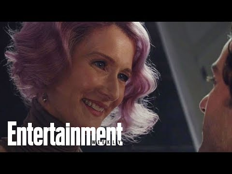Meet The New Boss In 'The Last Jedi': Laura Dern  Story Behind The Story  Entertainment Weekly