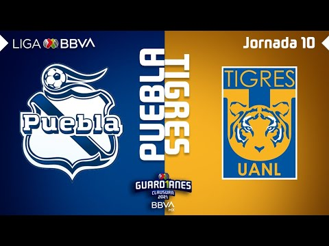 Puebla U.A.N.L. Tigres Goals And Highlights