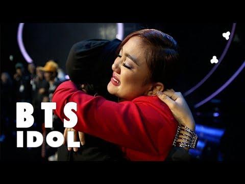 "Image of BTS IDOL SPEKTA 10 ""HARU! MARION JOLA PAMIT DARI PANGGUNG SPEKTA """