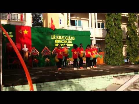 Nhảy Aerobic - Trường THPT Lý Thường Kiệt