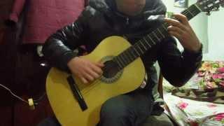 в траве сидел кузнечик на гитаре версия на всех струнах