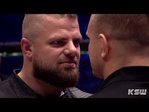 KSW 49: Karol Bedorf vs Damian Grabowski - Face to face