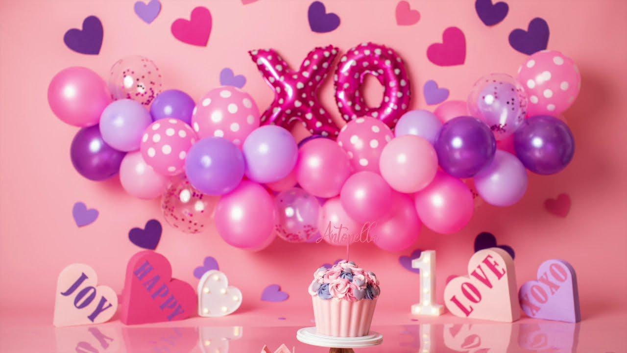 Antonella celebra su cumpleaños el día de San Valentín