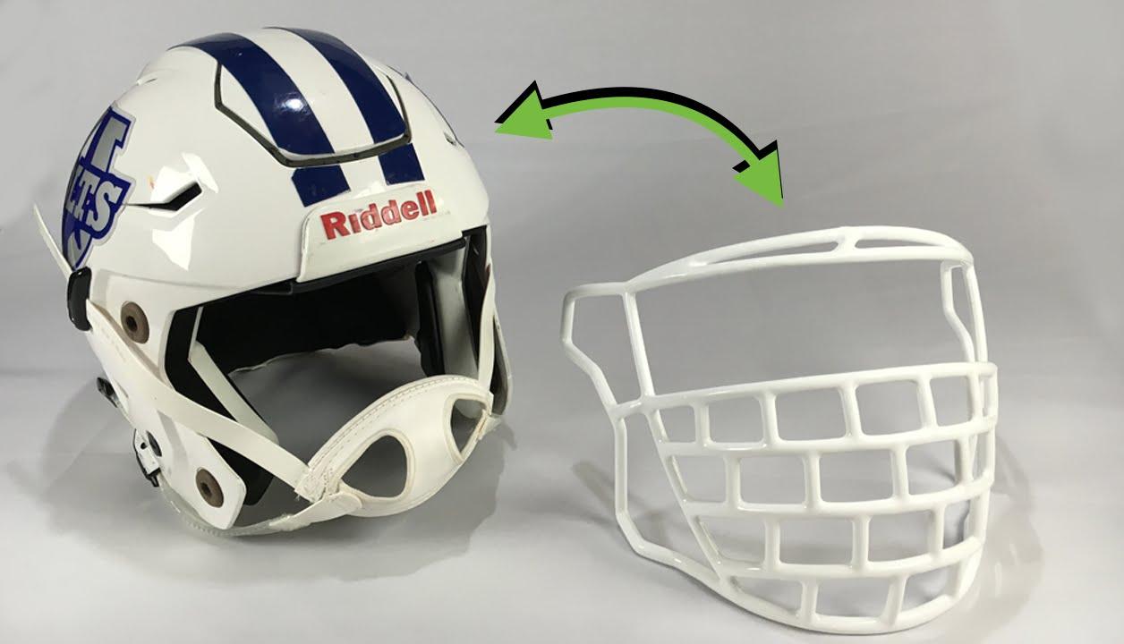 d3122664 How to | Change Riddell Speedflex Facemasks