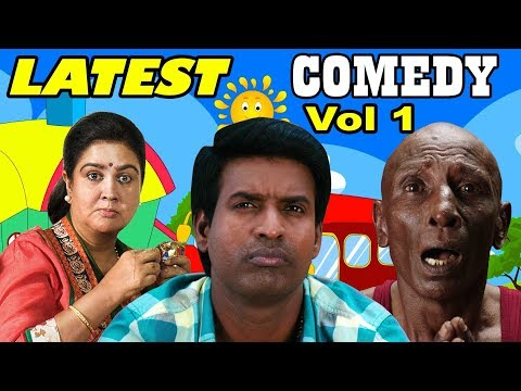Latest Tamil Comedy Scenes 2017 | Latest Tamil Comedy Collection | Soori | Rajendran | Urvashi