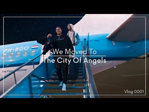 The Good Life, Vlog 0001 - LA, We Made It!