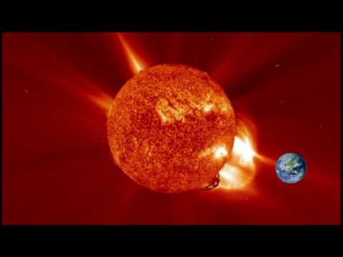 SOLAR ACTIVITY UPDATE: X10+Solar Flare. April 1st, 2017. UTC