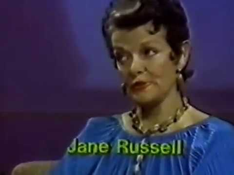 Jane Russell, Mary Martin, 1983 TV Interview