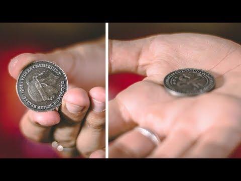 VISUAL EASY COIN MAGIC (Tutorial)