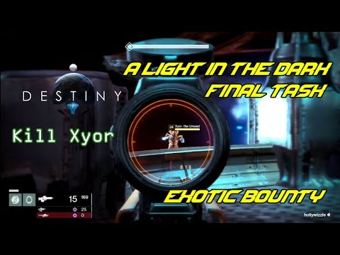 destiny kill xyor matchmaking Crota, son of oryx,  it will instantly kill the entire  ^ a b bungie (2014-9-9), destiny, playstation 4, activision blizzard, grimoire: crota, son of oryx.