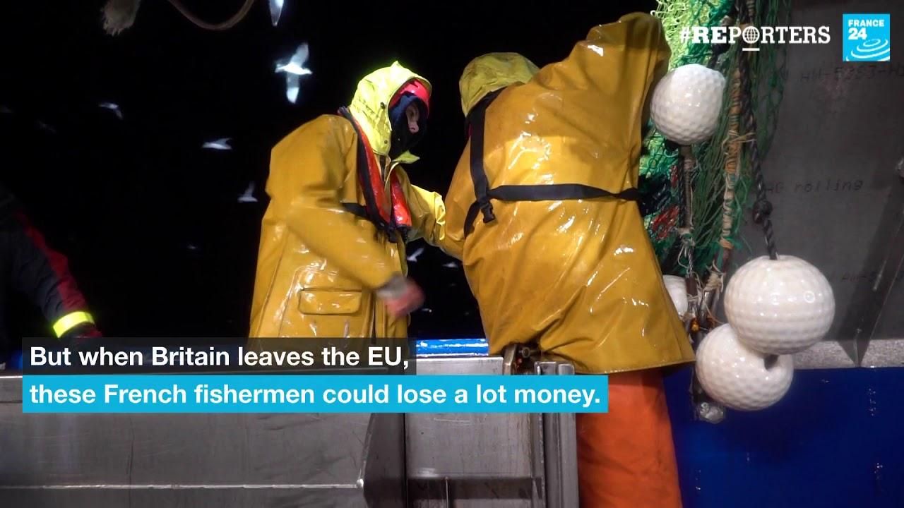 فرانس 24:#REPORTERS - The Frenchmen who fish in the English Channel