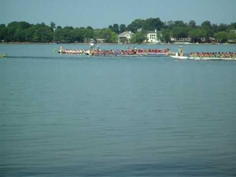 Charlotte Dragon Boat Footage 04