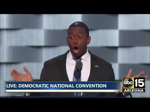 FULL: Tallahassee Mayor Andrew Gillum - Democratic National Convention