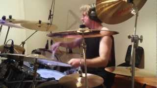 Jimmy Barnes - Working Class Man - Drum Cover