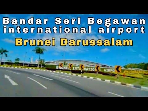 Bandar Seri Begawan International Airport - Brunei Darussalam