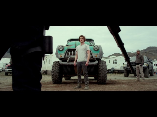 Монстър Тръкс / Monster Trucks (2017) - трейлър