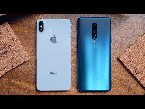 iPhone XS Max vs. OnePlus 7 Pro