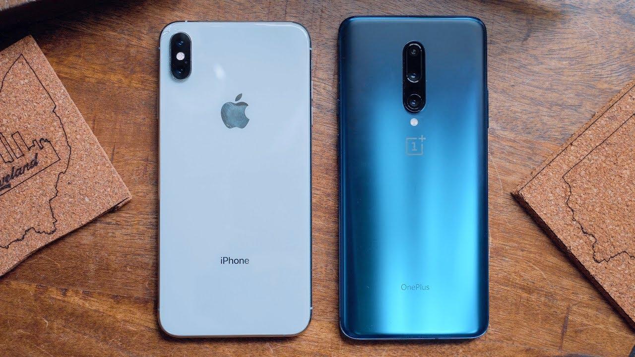 Oneplus 7 Pro Vs Iphone Xs Max