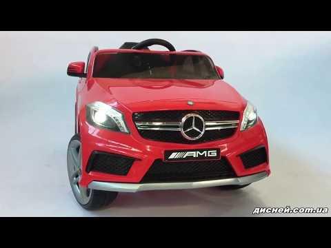 Детский ДЖИП M 3299 EBLR-3 электромобиль Mercedes - дисней.com.ua