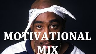 ♕2PAC MIX | Motivational Workout Music Mix 2018 / BEST OF 2PAC REMIXES♕