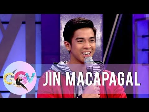 Jin recalls how losing in 'Pinoy Boyband Superstar' affected him | GGV