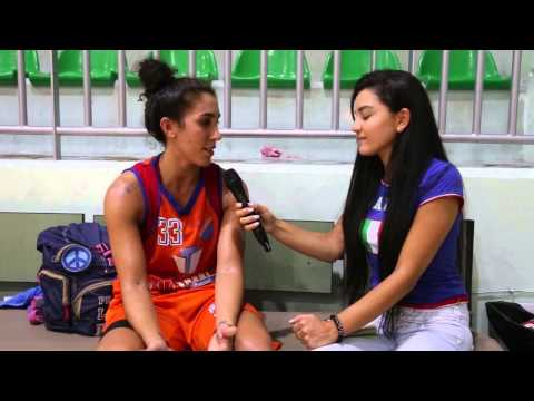 Aida Bakhos- Post Game Interview - Finals Game 2 - 20 June 2014