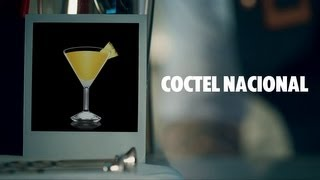 COCTEL NACIONAL DRINK RECIPE - HOW TO MIX