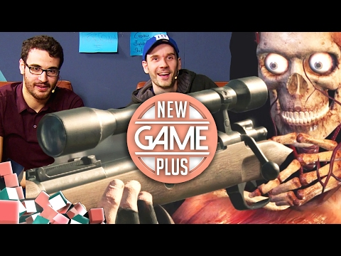 New Game Plus #009   Sniper Elite 4, NIS America, Splatoon 2    13.02.2017