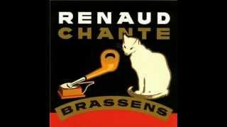 Renaud chante Brassens  : La chasse aux papillons