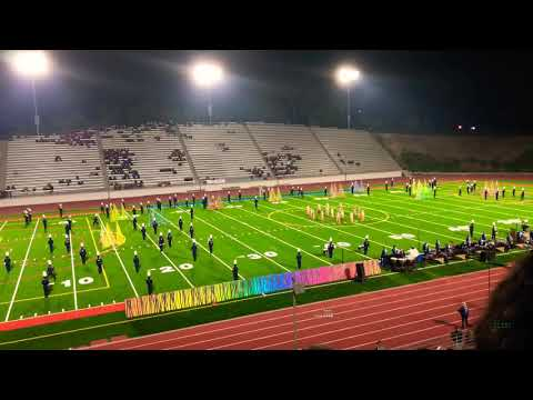 Chino High School Band Championship 2018 @ Citrus College