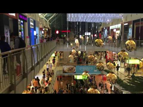 Golden Village / Jurong Point/ Singapore X'mash View