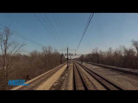 Metra Ride Along - Metra Electric District: Inbound