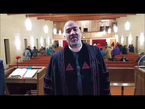 Kansas City District Revival - Rev. Dr. Joel D. Miles - Let Me Fall Into God Hands - 11/9/2017