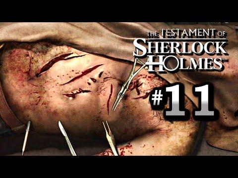 The Testament of Sherlock Holmes Walkthrough Part 11 - Opium Den