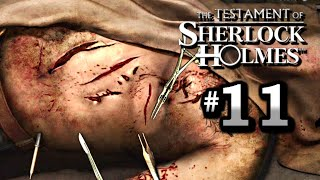 The Testament of Sherlock Holmes Walkthrough Part 11 - Opium Den