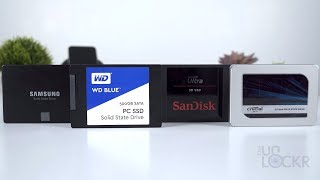 The Best Internal SSDs for 4K Video Editing