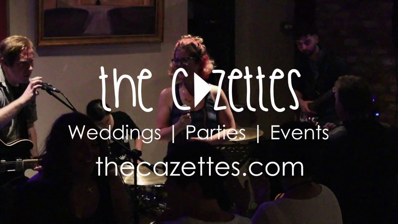 The Cazettes - Proud Mary - Live @ The Wicklow Brewery