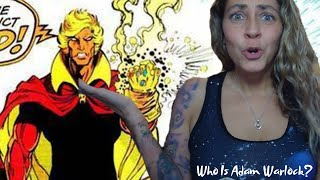 Adam Warlock Explained: Why Is He Potentially Important to the MCU?