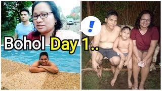 PANGLAO BOHOL GALA!!!(hindi naka swimming)| OURFAMILYBUDGET