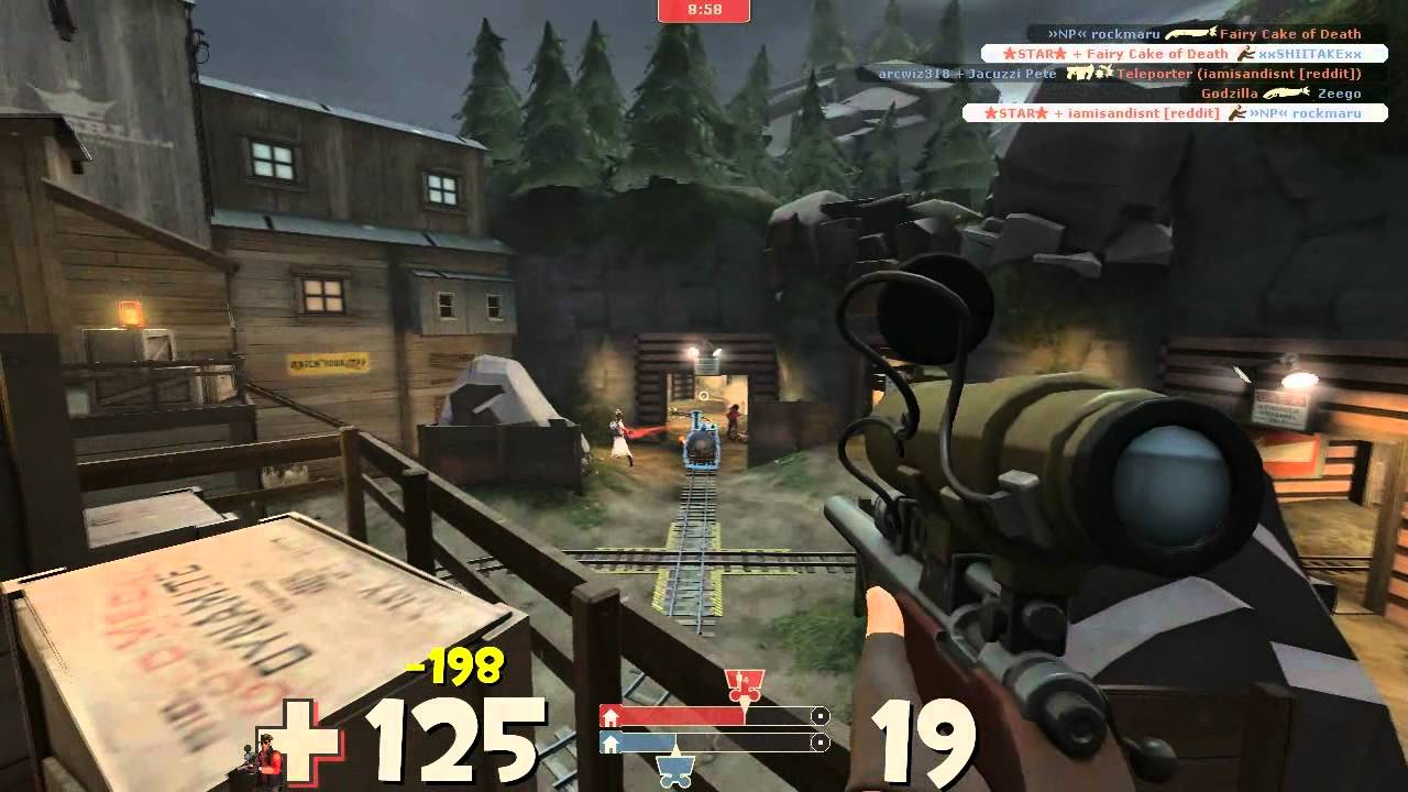 Fastly Rapidly Questionly TF2 - Just a quick video about things.