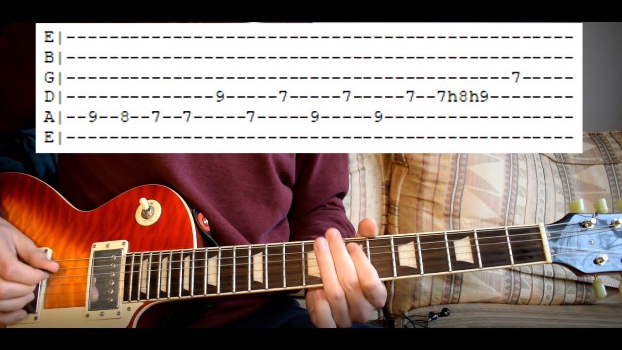 Michael Seyer Breakfast In Bed Guitar Lesson