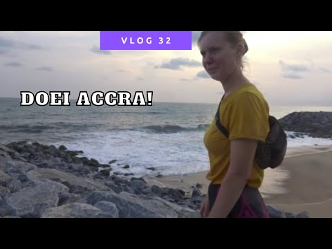 Weekendje weg naar Cape Coast en Fort Amsterdam bezoeken | Reizen Ghana Vlog #32