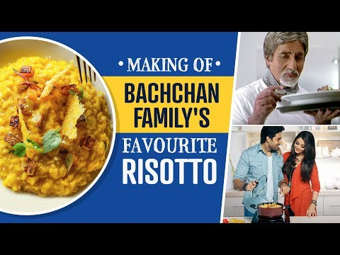 The making of Bachchan Family's Favorite Risotto   Lifestyle   Food   Health Tips   Pinkvilla